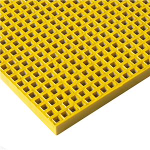 Concave Top FRP Grating