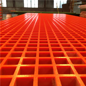 Smooth Top FRP Grating