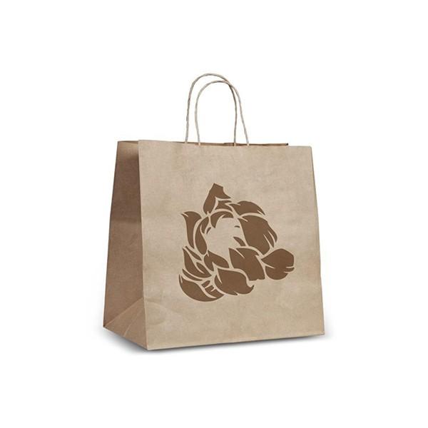 Cheap Sales Kraft Paper Bag wholesale Customized