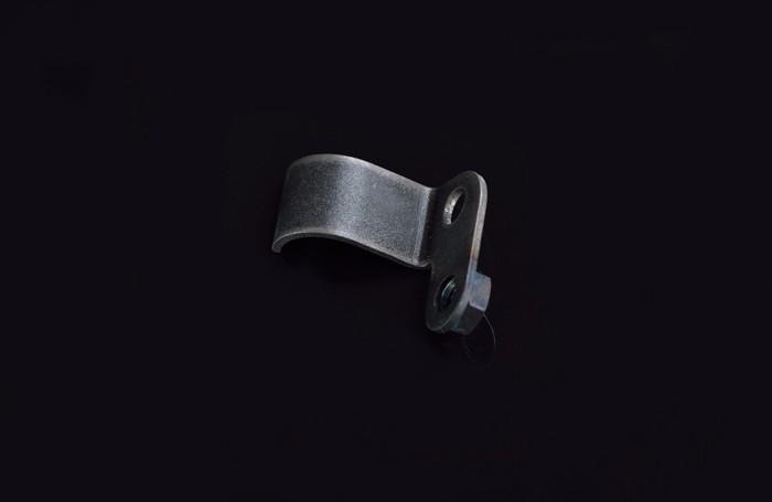 Aluminum Casting Exhaust Bracket