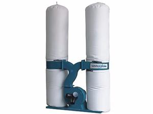 3kw double bags dust collector