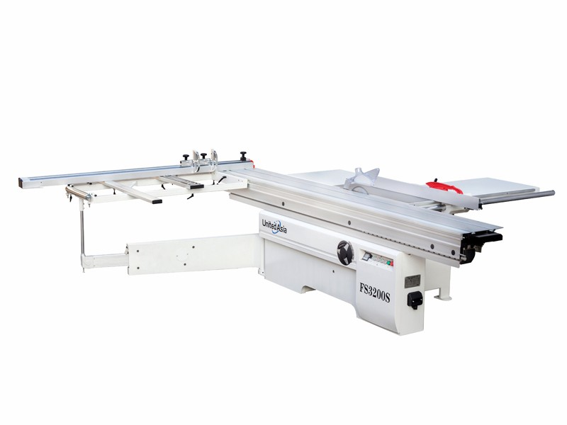 Heavy duty sliding table saw