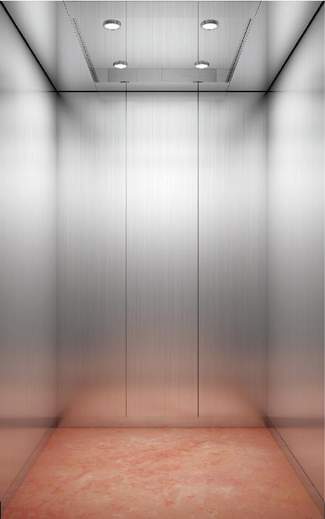 MR/MRL passenger elevator