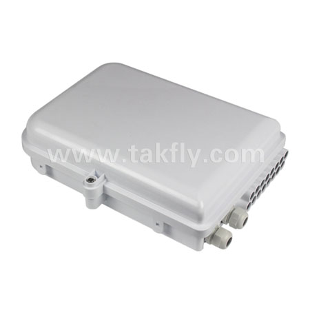 FTKS-1805-16D 16 Ports Fiber Optic Termination Box