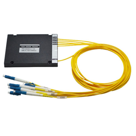 ABS box type DWDM module