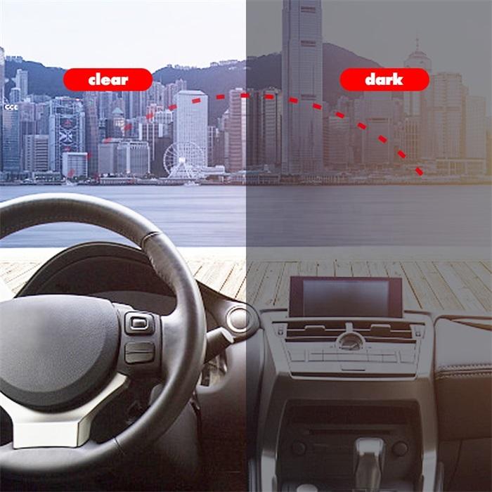 photochromic car window film