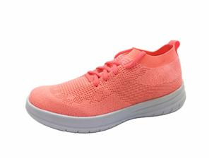 New Women Light Flyknit Running Shoes Super Cool Athletic Sport Shoes Comfortable Breathable Women Sneakers