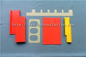 Insulation High Temperature Resistance Structure Parts