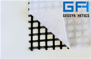 Composite Glass Fiber Geogrid