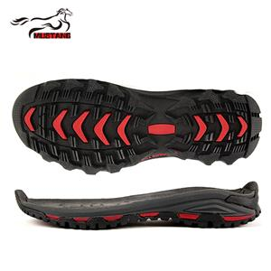 hiking shoes anti-slip outsole rubber sole