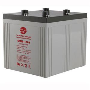 Gel Battery 2V 1500Ah