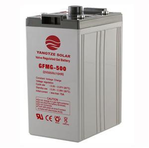 Gel Battery 2V 500Ah