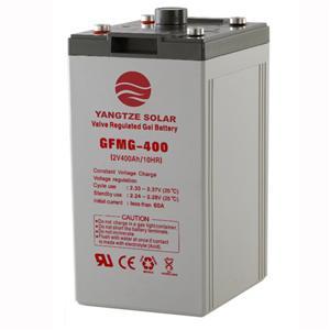 Gel Battery 2V 400Ah