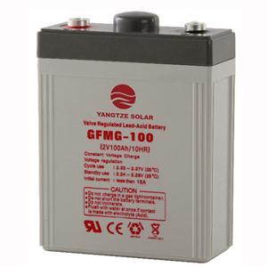 Gel Battery 2V 100Ah