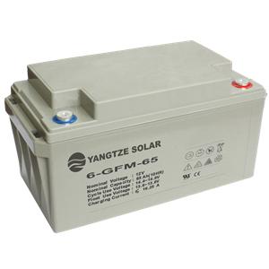 12V 65Ah Lead Acid Battery
