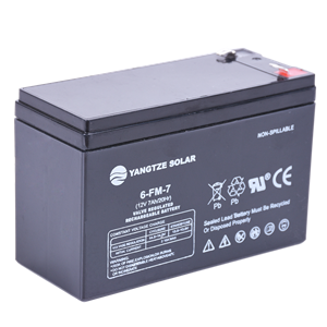 12V 7Ah Lead Acid Battery