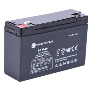 6V 10Ah 20hr Battery