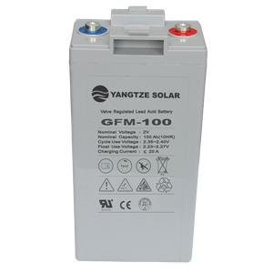 2V 100Ah Lead Acid Battery
