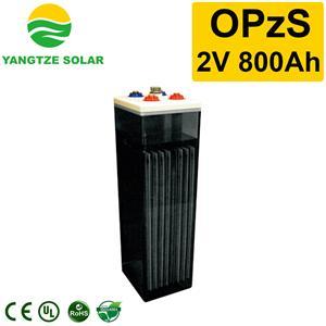 OPzS Battery 2v800ah