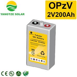 2V200Ah OPzV Battery