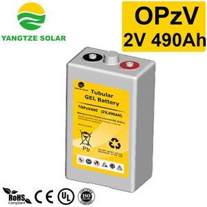2V490Ah OPzV Battery