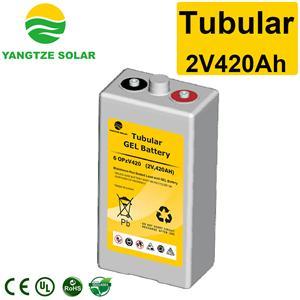 2V420Ah OPzV Battery