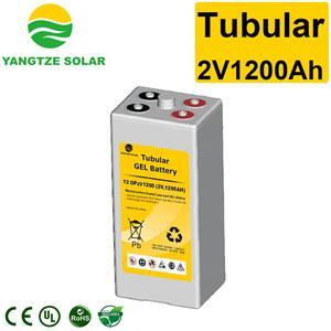 2V1200Ah OPzV Battery