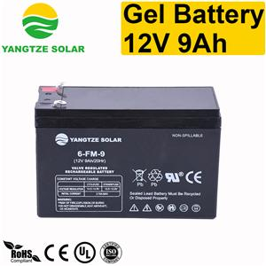Gel Battery 12v 9ah