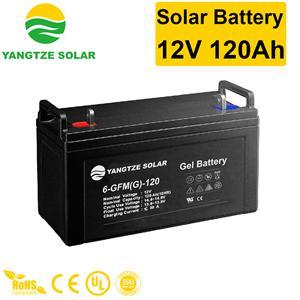 Solar Battery 12V 120Ah