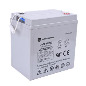 6V 200Ah Battery