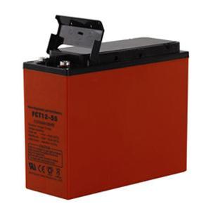 12V 55Ah Front Terminal Battery