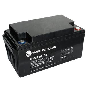 12V 75Ah Lead Acid Battery