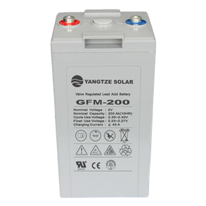 2V 200Ah Lead Acid Battery