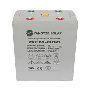 2V 800Ah Lead Acid Battery