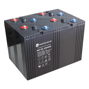 2V 2000Ah Lead Acid Battery