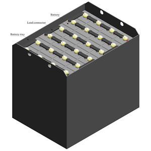 4X6 battery tray