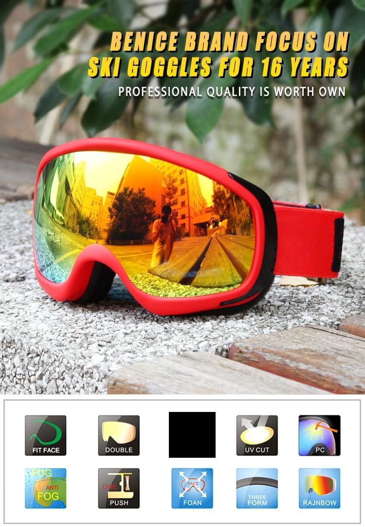 newest ski goggles