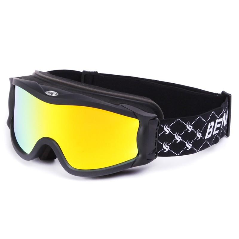 Directly cover eyeglasses Full REVO Multi-color ski goggles SNOW-2200