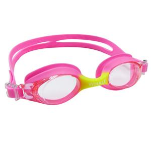 Cozy silicone gasket strap dynamic kid teenager summer swimming goggles CF-2000