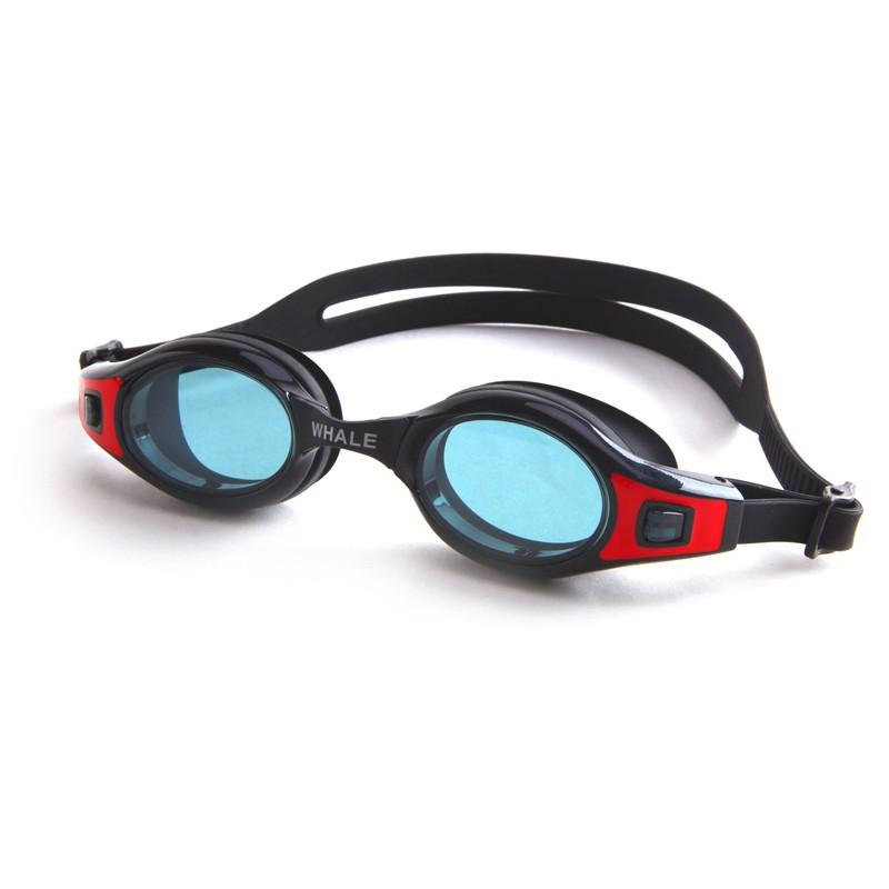 2020 new human body mechanics design professional competition swim goggles CF-12000