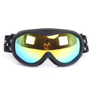 Best sale great stretch strap enhanced comfort nose foam ski goggles SNOW-1900