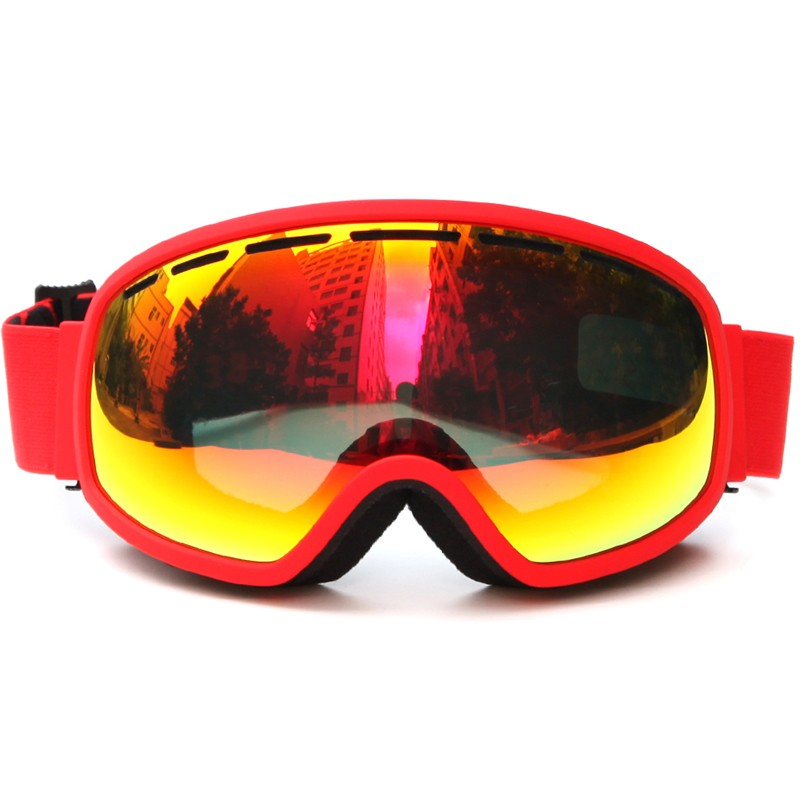 Competitive foldable ultralight snow goggles SNOW-3900