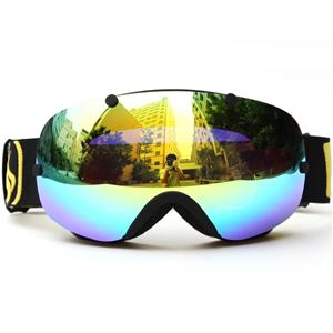 CE FDA certificate eco-friendly prescription ski goggles SNOW-2300