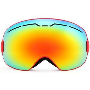 Multi-color foam replaceable magnet sponge magnet instant-swap lens snowboard goggles SNOW-5252