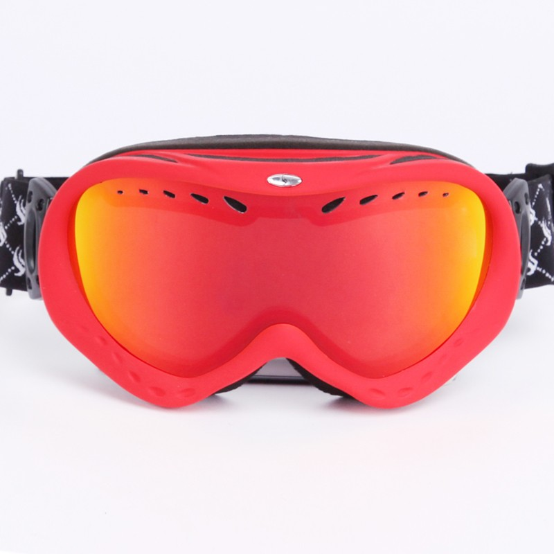 OEM ODM brand frame less distortion official supplier Winter Skiing Sport Goggles SNOW-100