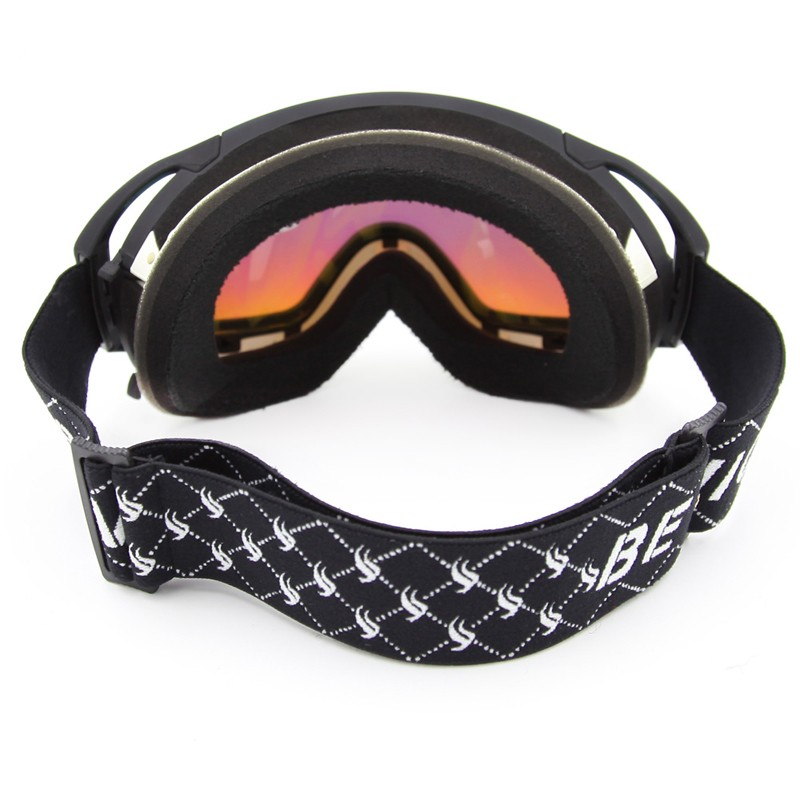 Triple-layer foam east quick fit rotary clips Helmet compatible Goggles SNOW-3200