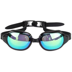 Full UV protection medium large frame ultra wide angle swimming glasses CF-8600