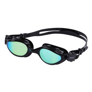 High class liquid silicone fresh color entertain swimming goggles CF-7300