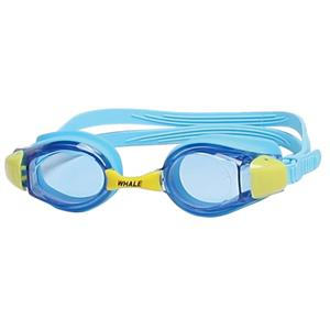 Quality PC lens professional colorful coating child swim goggle CF-6800