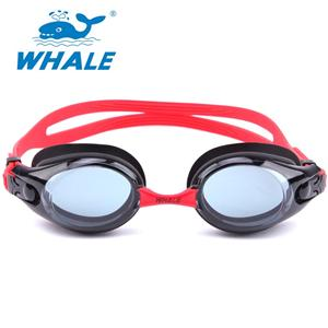 100% silicone fog proof ladies gentlemen swimming glasses CF-6700